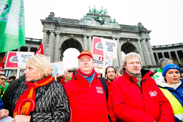 La crise au sein de la FGTB, révélatrice d'une gauche francophone aux abois