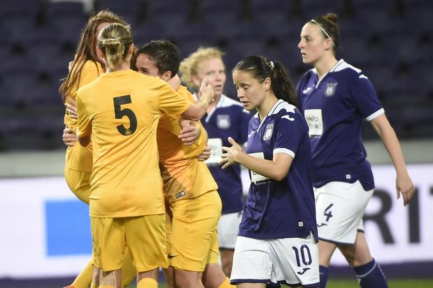 Battu Kazygurt, Anderlecht est éliminé en seizièmes de finale