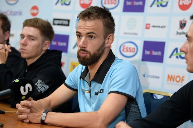 Victor Campenaerts is ambitieus voor het WK tijdrijden: 'Enkel top drie is goed genoeg'
