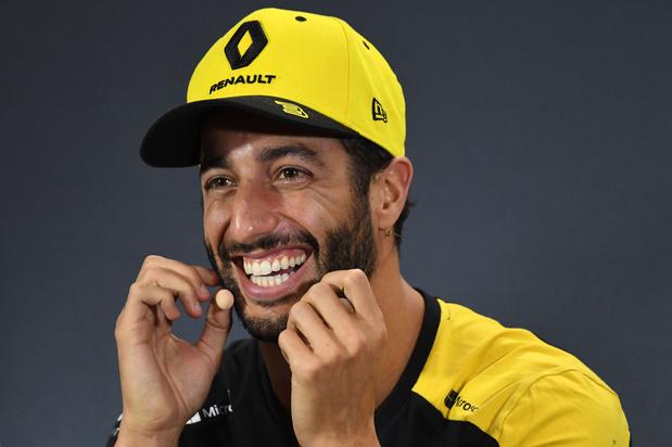 De liefde voor de F1 blijft groot bij Ricciardo