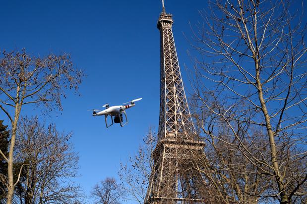 L'usage des drones de surveillance à Paris interdit pendant le déconfinement