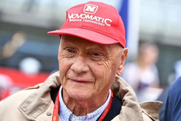 Le monde de la F1 salue une dernière fois Niki Lauda
