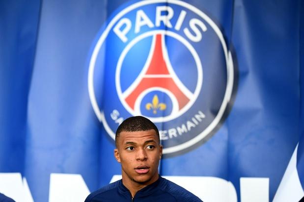 """Le PSG assure que """"l'histoire commune"""" avec Mbappé """"se poursuivra la saison prochaine"""""""