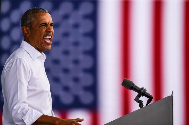 """Obama: """"Il faudra plus d'une élection pour restaurer la vérité dégradée aux USA"""""""