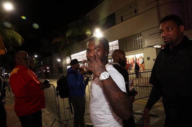 Le rappeur américain Pop Smoke tué par balles