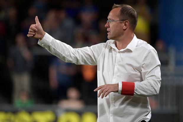 Nieuwe trainer Mercier zorgt voor duidelijkheid bij Waasland-Beveren