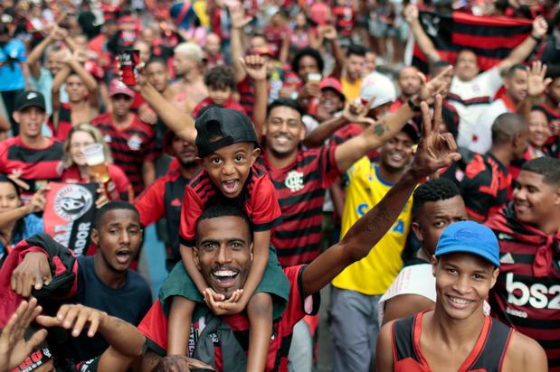 Flamengo dag na winst in Copa Libertadores ook Braziliaans kampioen ... zonder te spelen