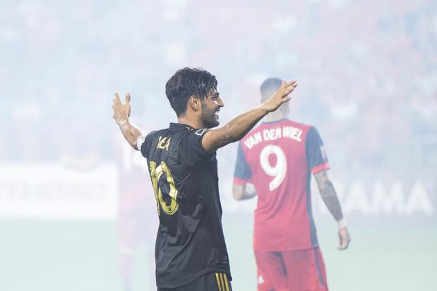 Carlos Vela stelt doelpuntenrecord MLS scherper