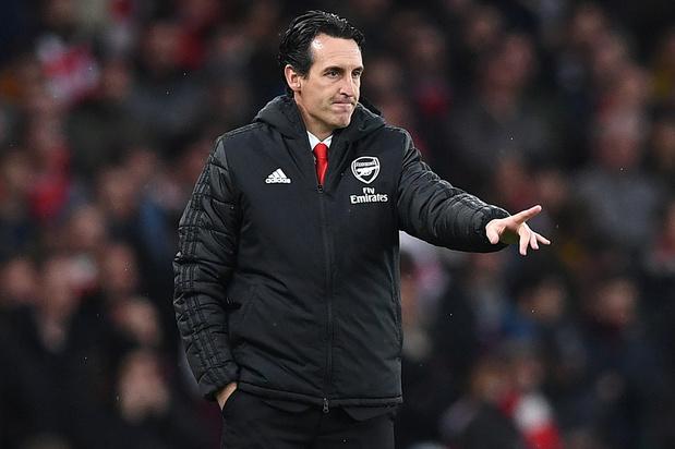 Unai Emery ontslagen bij Arsenal