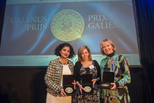 Le vaccin de Pfizer-BioNTech reçoit le Prix Galien