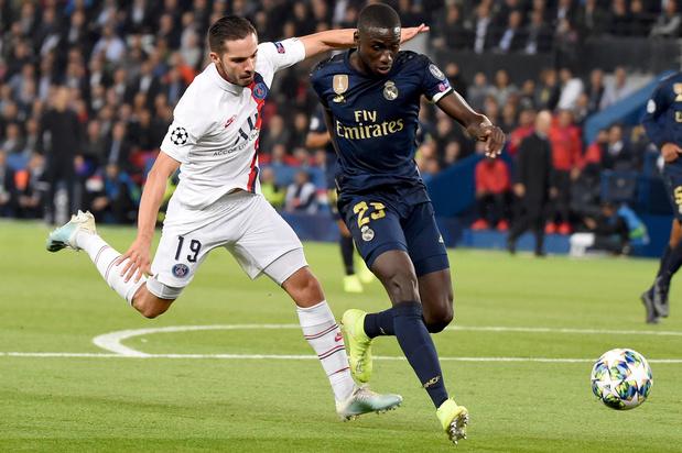 Ferland Mendy voegt zich bij de ziekenboeg van Real Madrid