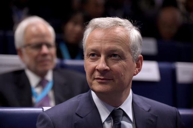 Bruno Le Maire mènera les discussions pour désigner le candidat européen à la tête du FMI