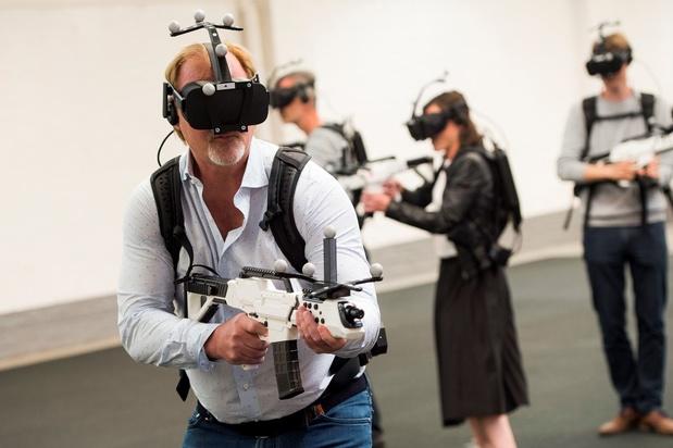 Telenet wil VR-parken naar het buitenland brengen