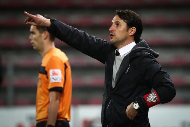Beñat San José (KAS Eupen): 'De Jupiler Pro League is een lastige competitie'