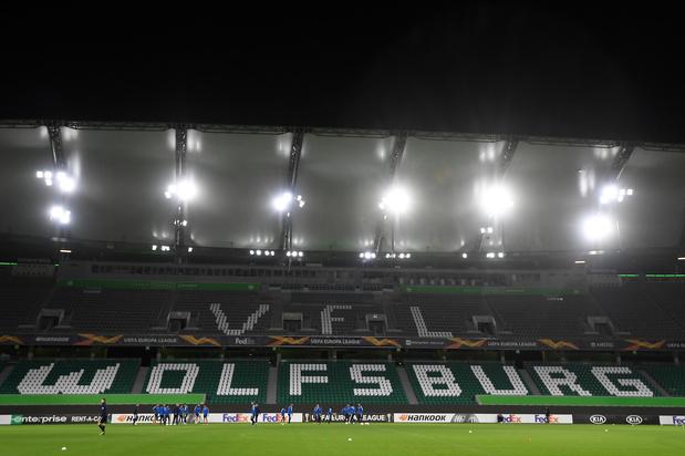 KAA Gent en Standard moeten Duitse horde nemen voor Europese overwintering