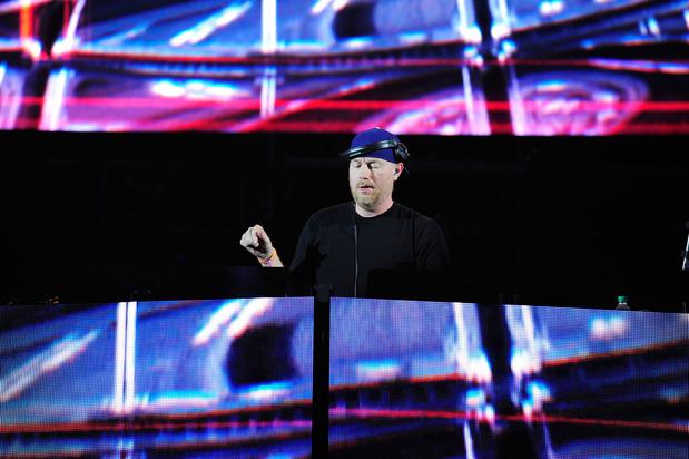 Tomorrowland cancelt hologrammenshow van Eric Prydz