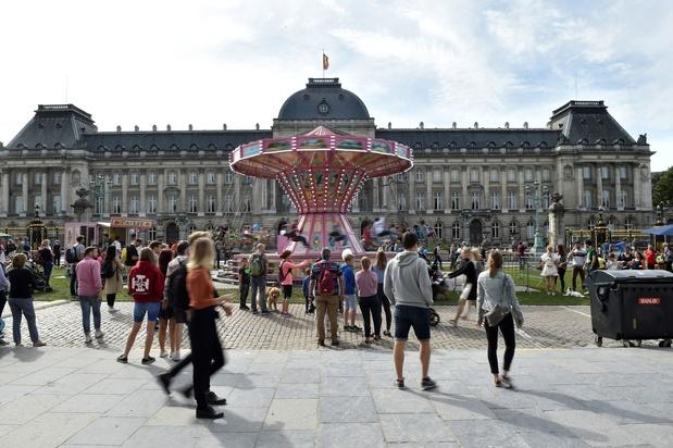 Déconfinement: les choix de mobilité pour l'hypercentre de Bruxelles font grincer des dents