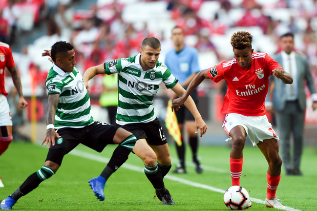 Tottenham strikt Portugees toptalent van Benfica