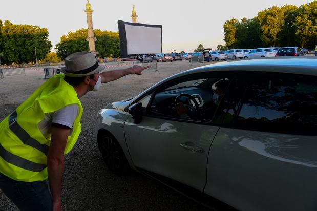 Des concerts et des séances de cinéma en plein air pour pallier la fermeture des lieux culturels