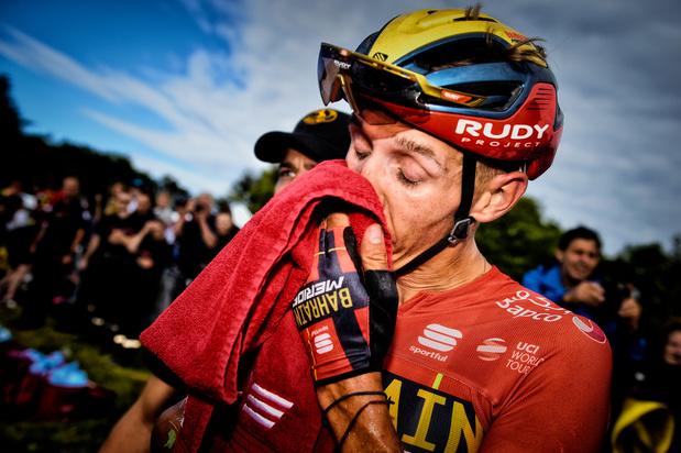 """Dylan Teuns se verrait bien gagner une seconde étape, """"mais mon Tour est réussi"""""""