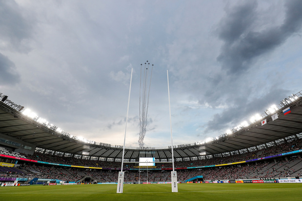 Japan opent wereldbeker rugby in eigen land