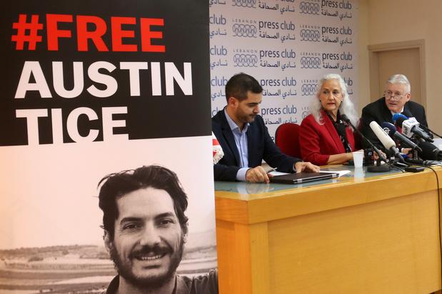 Hoge VS-ambtenaar bezocht Syrië om Amerikanen vrij te krijgen
