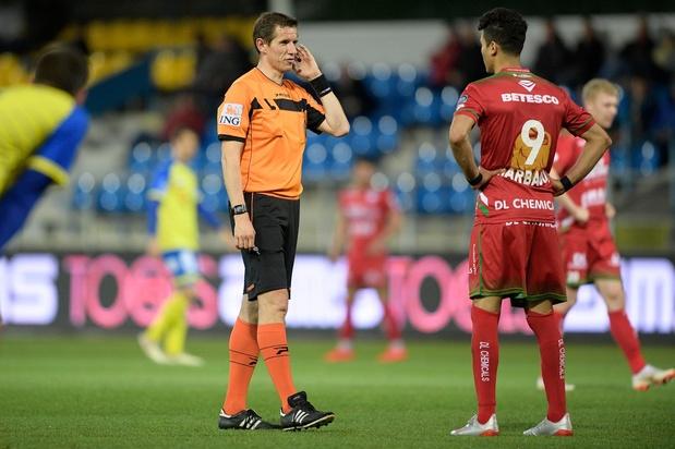 Cinq matchs de suspension pour Harbaoui