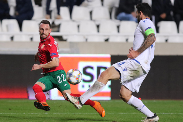 Het Bulgaarse voetbal zit in diepe crisis