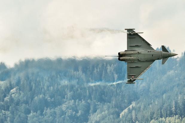 Cinq avions de combat testés en Suisse dès jeudi, dont le F-35A