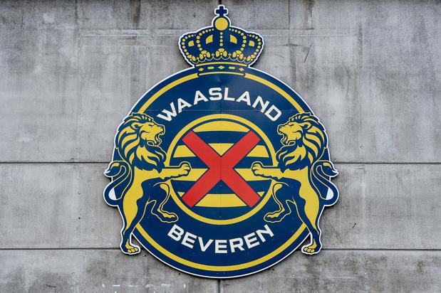 """Waasland-Beveren ne se résigne pas à la relégation et va étudier """"comment contester cela"""""""