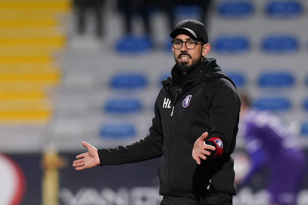Hernán Losada: 'Toen Vreven vorig seizoen minder startte, hebben we hem met de hele staf verdedigd'