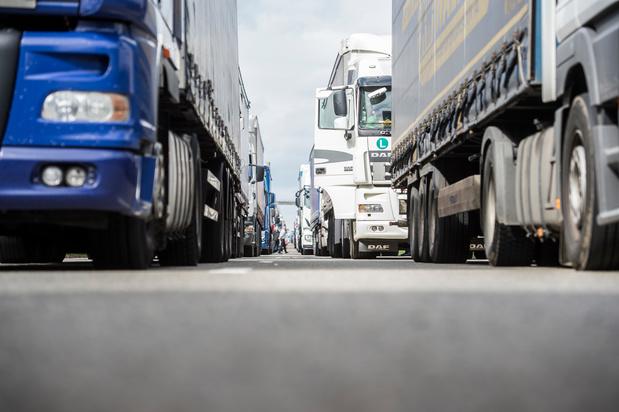 Boetes kilometerheffing vrachtwagens brachten Vlaamse overheid al bijna 22 miljoen euro op