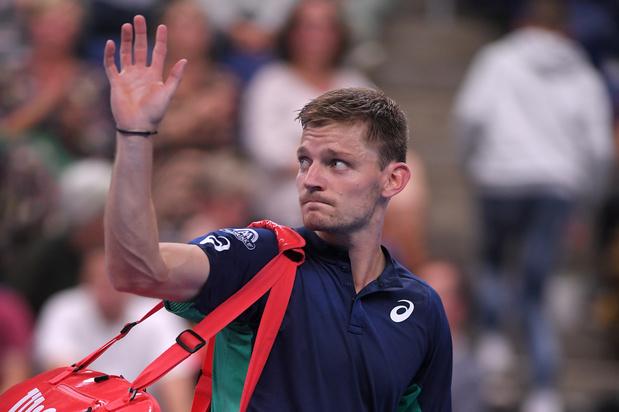 Bâle: David Goffin éliminé en 8e de finale