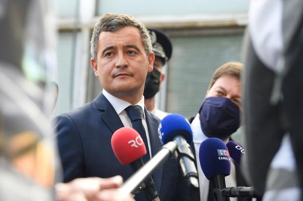 La polémique française Darmanin - Pulvar et son onde de choc belge