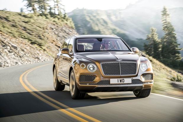 Luxeautobouwer Bentley zet duizend banen op de tocht