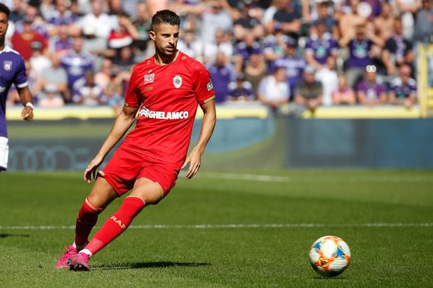 Mirallas: 'Chadli vroeg of ik ook naar Anderlecht kwam'