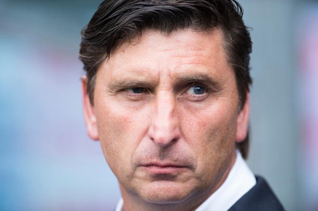 Luc Nilis va conseiller le Sporting d'Anderlecht pendant quelques semaines