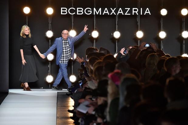 Modeontwerper Max Azria overleden