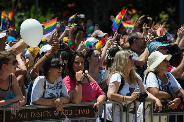 La plus grande Gay Pride du Proche-Orient a animé les rues de Tel-Aviv ce vendredi