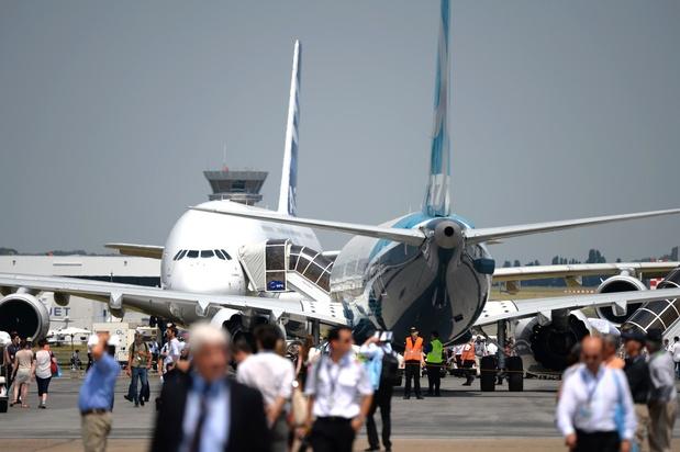 L'aéronautique réunie au Bourget, sur fond de crise