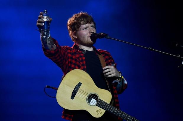 Platenlabel achter Ed Sheeran en Madonna wil naar de beurs