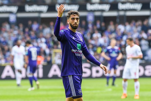 Anderlecht loue Josué Sa à Huesca
