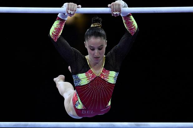 Valerie Van Cauwenberghe voor het WK turnen: 'Alles wat Nina doet, voelt ze perfect aan'