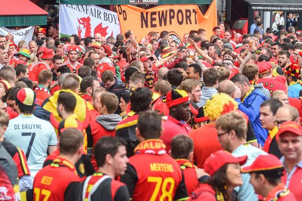Voetbalbond plant feestelijkheden voor kwalificatie Euro 2020