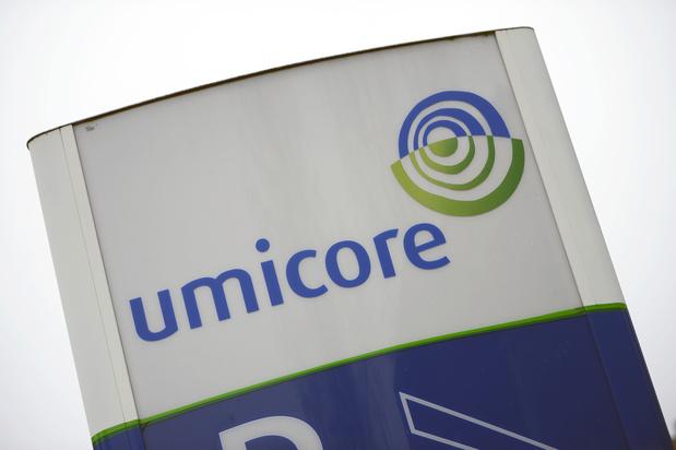 Umicore en BASF gaan patenten delen