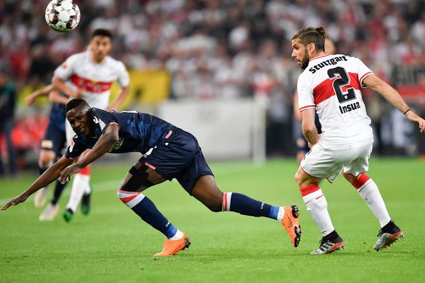 Le VfB Stuttgart tenu en échec par l'Union Berlin en barrage aller de la montée/relégation