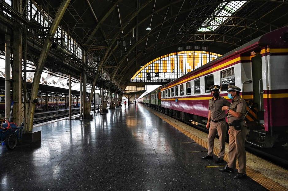 Terminus pour la gare historique de Bangkok (en images)