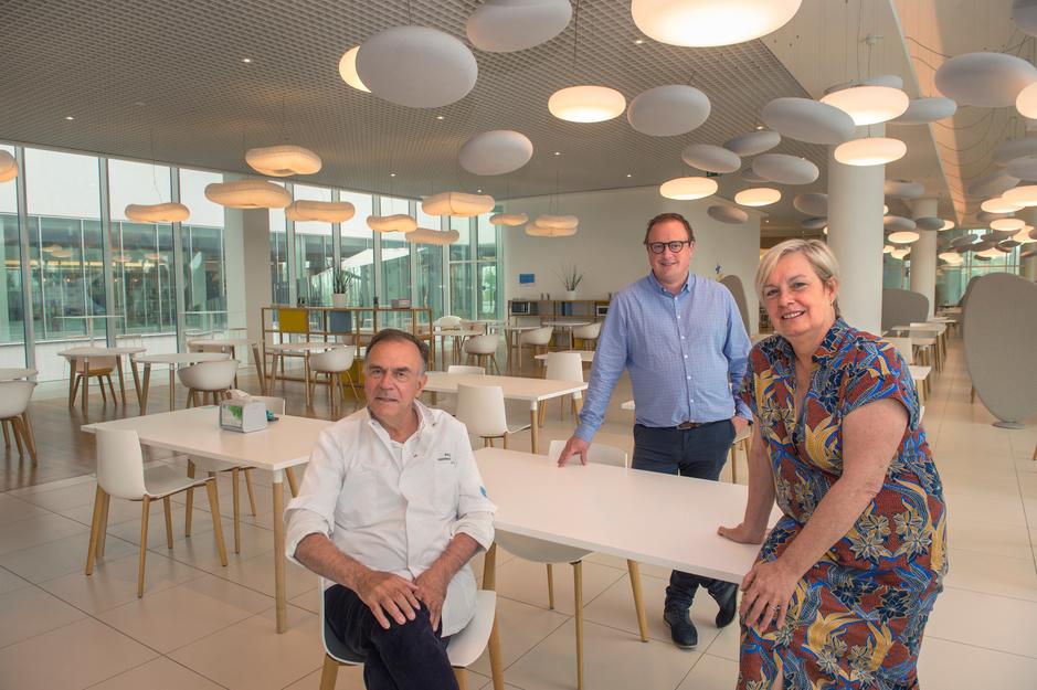 Gault & Millau eert de keuken van AZ Zeno
