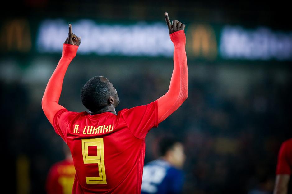 Romelu Lukaku: de Grote Scorende Reus
