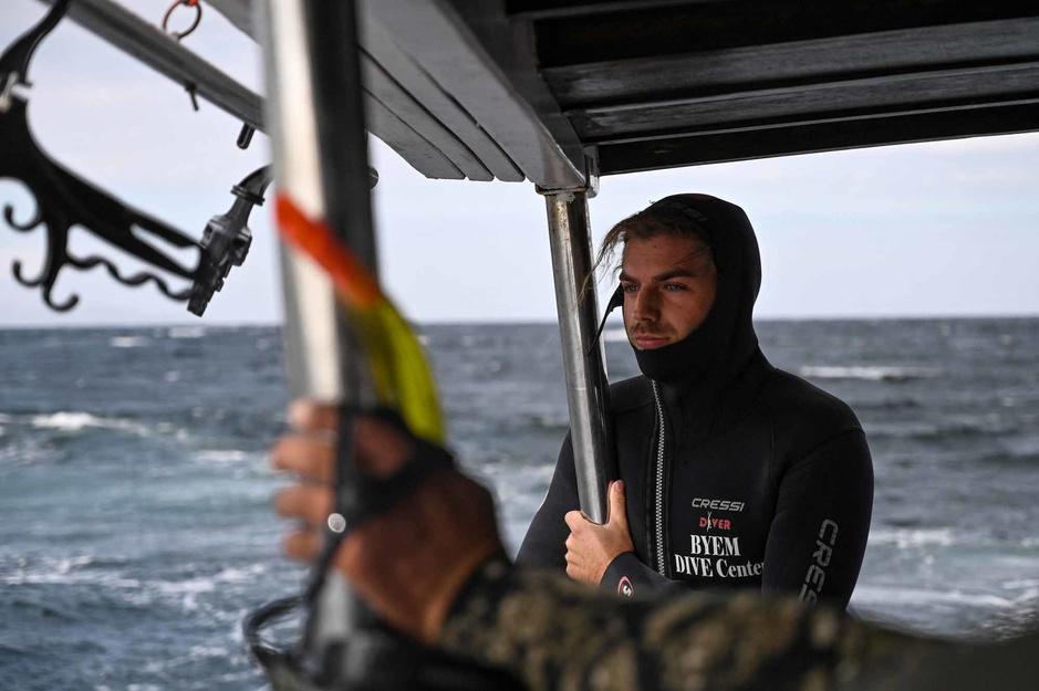 Plongée dans les épaves des Dardanelles (en images)